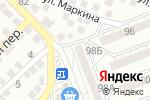 Схема проезда до компании Зимар в Астрахани
