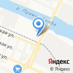 CAR Style на карте Астрахани
