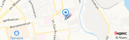 РКС-Астрахань на карте Астрахани