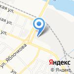 АвтоЛига на карте Астрахани
