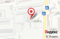 Схема проезда до компании Спрут 01 в Астрахани