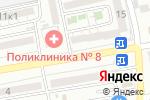 Схема проезда до компании Магазин кондитерских изделий в Астрахани