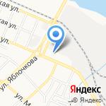 СНС Юг на карте Астрахани