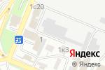 Схема проезда до компании Климат в Астрахани