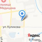 Спрут 01 на карте Астрахани