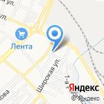 Венттехника на карте Астрахани