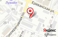 Схема проезда до компании Ваш Дом в Астрахани