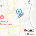 City на карте Астрахани