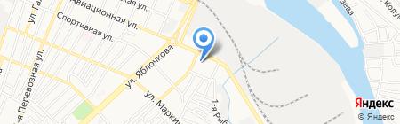 АДМИН С на карте Астрахани