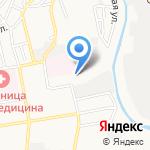 Платон на карте Астрахани