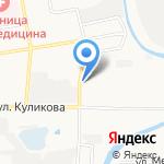 Единый миграционный центр №1 на карте Астрахани
