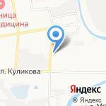 Управление по вопросам миграции УМВД России по Астраханской области на карте Астрахани