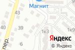 Схема проезда до компании Магазин овощей и фруктов в Астрахани