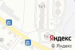 Схема проезда до компании Аника в Астрахани