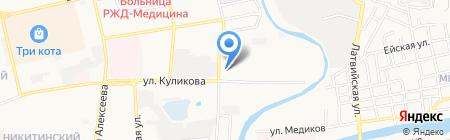 LeMar на карте Астрахани
