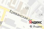 Схема проезда до компании 700SHIN.RU в Астрахани