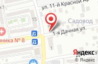 Схема проезда до компании Банный клуб в Астрахани