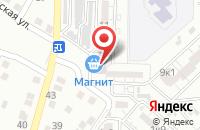 Схема проезда до компании Строй Квартал в Астрахани