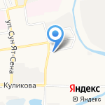 КулАвто на карте Астрахани