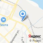 700SHIN.RU на карте Астрахани