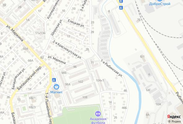 купить квартиру в ЖК ул. Маркина