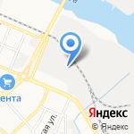 888 на карте Астрахани