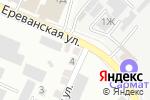 Схема проезда до компании ПРОДМАГ в Астрахани