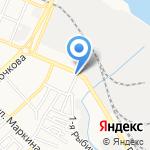 ПРОДМАГ на карте Астрахани