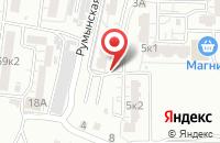 Схема проезда до компании Астраханский Домостроительный Комбинат в Астрахани
