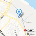 ГИС на карте Астрахани