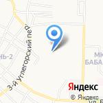 Детская школа искусств №11 на карте Астрахани