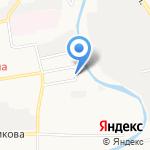Ричмэн на карте Астрахани