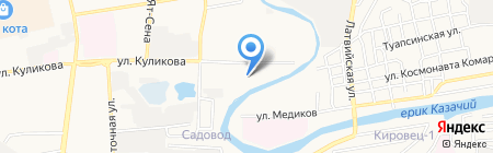 МагBEER на карте Астрахани