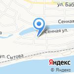 Финансовая инициатива на карте Астрахани