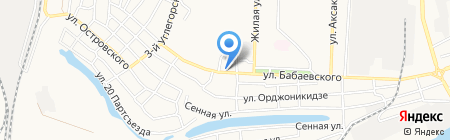 Mr. Пончик на карте Астрахани