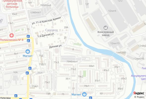 ЖК ул. Дачная