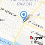 Пив маг на карте Астрахани