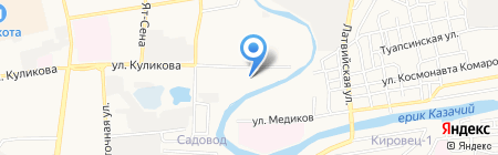 Строй-Мастер на карте Астрахани