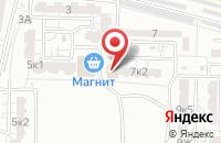Схема проезда до компании Наш маркет в Астрахани