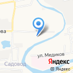 Салон-парикмахерская на карте Астрахани