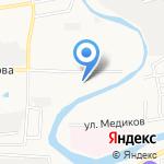 ПрофиСтар на карте Астрахани