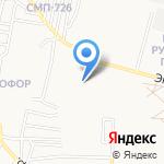 Шик на карте Астрахани