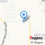 Инициатива на карте Астрахани