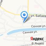Право на жизнь на карте Астрахани