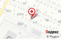 Схема проезда до компании Антонов И.П в Астрахани