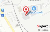 Схема проезда до компании ТВЦ в Астрахани