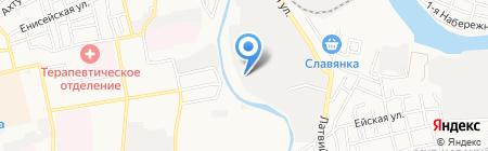 Ва Банкъ на карте Астрахани
