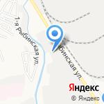 KERAMA MARAZZI на карте Астрахани