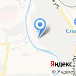 Экспресс Логистик на карте Астрахани