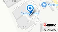 Компания Комплект-Юг на карте